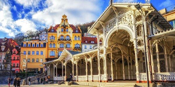Wellness pobyt v novom hoteli pri Karlových Varoch