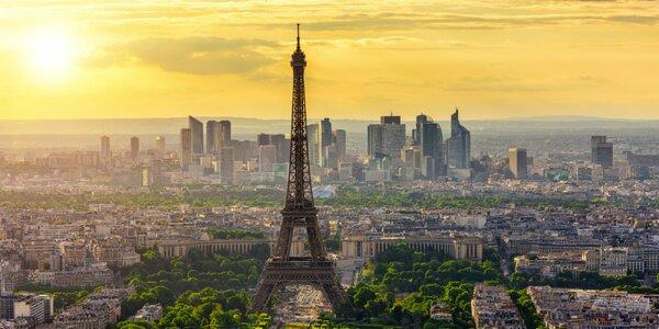 Nechajte sa očariť Parížom !
