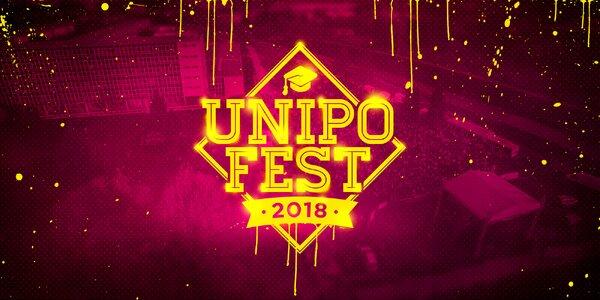 Vstupenky na prešovský majáles UNIPO FEST 2018!