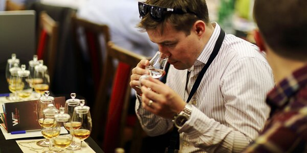 Vstup na 4. ročník Whisky festivalu