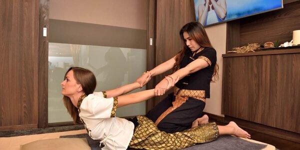 Thajská masáž podľa vlastného výberu