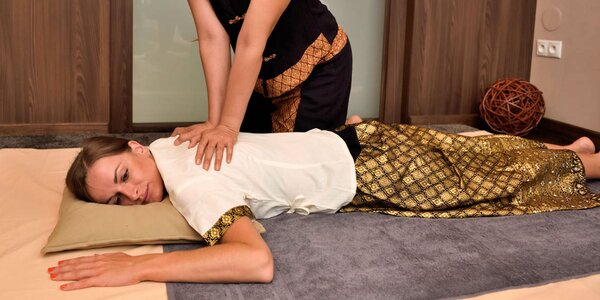 Thajská masáž podľa výberu - predpredaj letných termínov