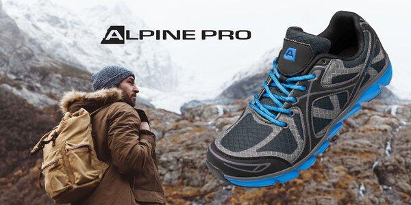 Pánska voľnočasová obuv Alpine Pro