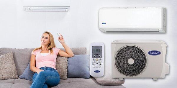 Zľava na klimatizáciu Carrier až do výšky 250 € s DPH
