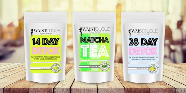 Jarná očista s detoxikačnými a chudnúcimi čajmi