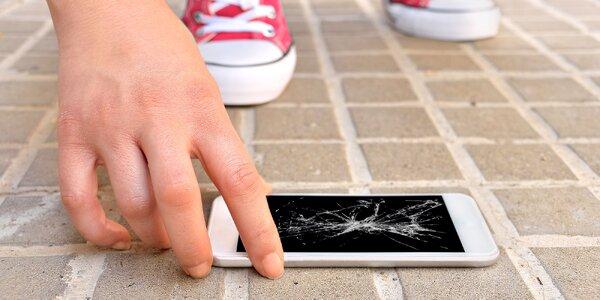 Tvrdené sklo a puzdro pre telefóny LG, Samsung, Sony či Xiaomi