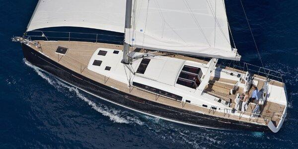 Plavba Luxusnou plachetnicou Queen Axiera