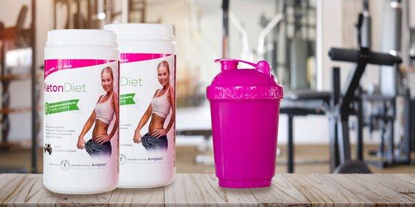 Nápoj pre znižovanie telesného tuku