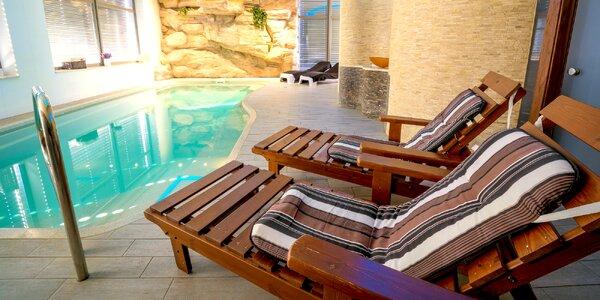 Wellness relax v štýlovom penzióne PRECEDENS**