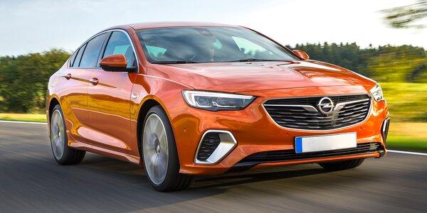 Páčil by sa vám nový Opel Insignia na týždeň?
