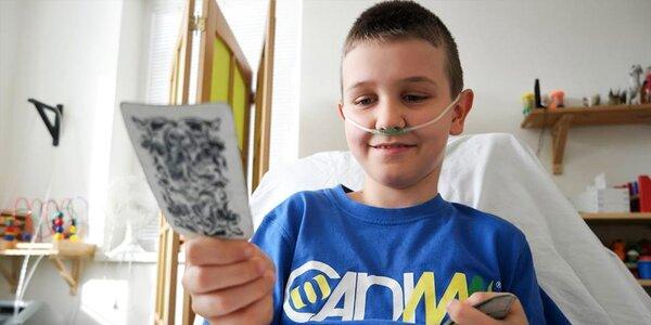 Pomôžte šikovnému Viktorovi a deťom a vyhrajte 2x wellness pobyt