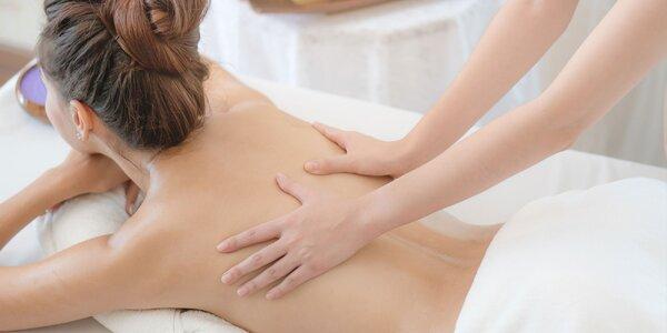 Príjemná masáž či bankovanie