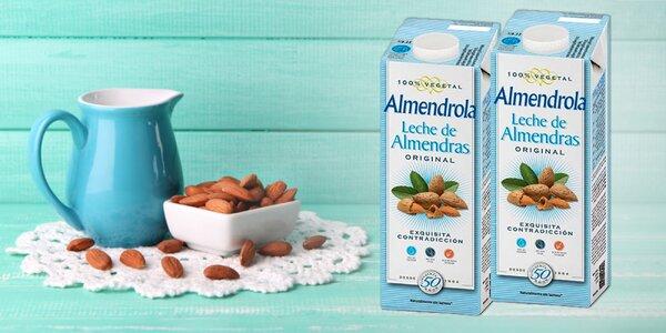 Almendrola Mandľový sladený nápoj 3% 1000 ml