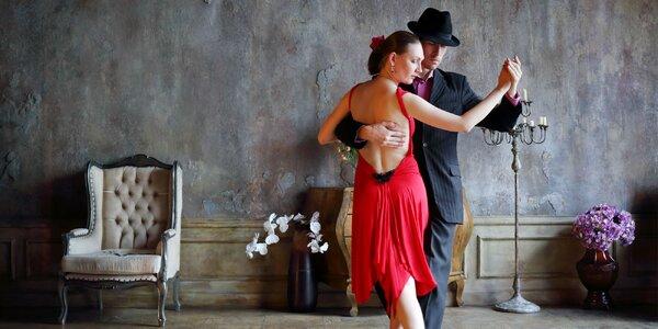Mesačný kurz latinsko-amerických a štandardných tancov pre začiatočníkov v Košiciach