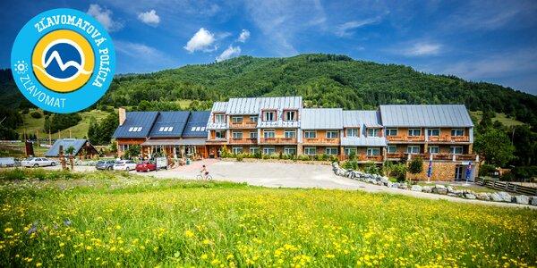 Wellness pobyt s rodinou v jedinečnom hoteli Zerrenpach*** v Nízkych Tatrách