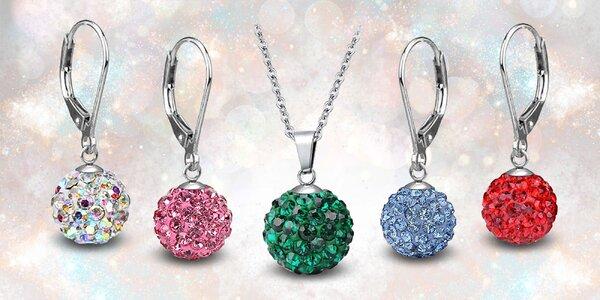 Elegantné oceľové guľôčkové sety Discoballs