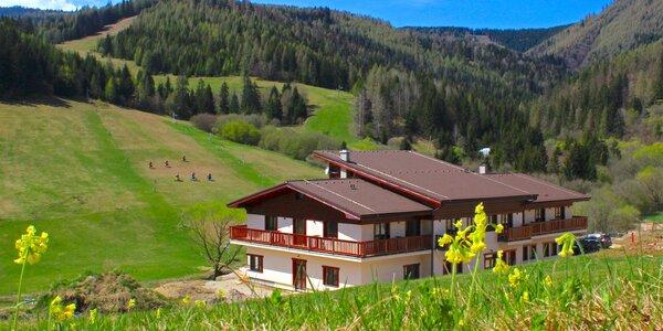 Letný pobyt v srdci Slovenského raja v Hoteli Studničky