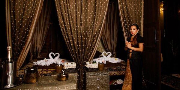 LILAWADI Thajské masáže