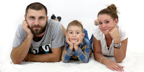 Profesionálne fotografovanie - rodina, deti, páry,alebo svadobné fotenie portréty