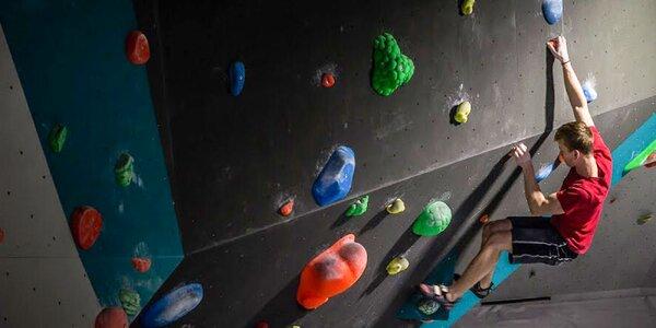 Lezecká stena BOULDROVKA - pre začiatočníkov aj s inštruktorom
