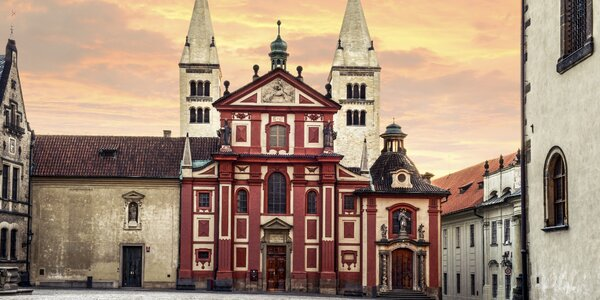 Klasická hudba na Pražskom hrade so sopránom