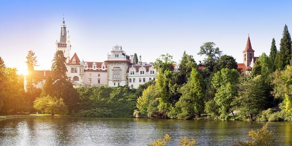 3-dňový pobyt s raňajkami v Průhoniciach pri Prahe