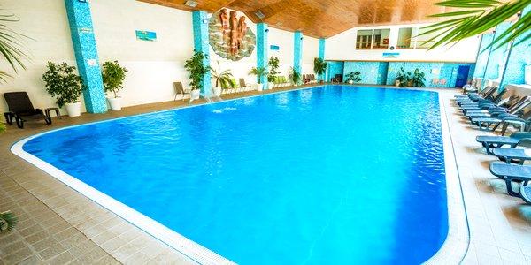 Jarný a Letný kúpeľný wellness pobyt v Dudinciach s procedúrami a plaveckým bazénom