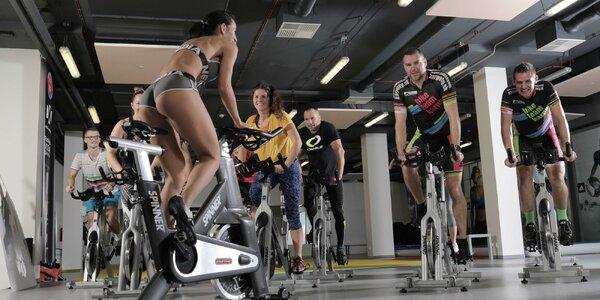 Hodiny SPINNINGU - s bicyklom k novej postave!