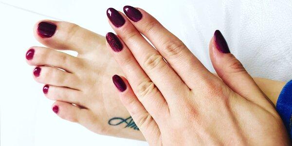 CND Shellac na rukách či nohách, alebo japonská manikúra P-Shine