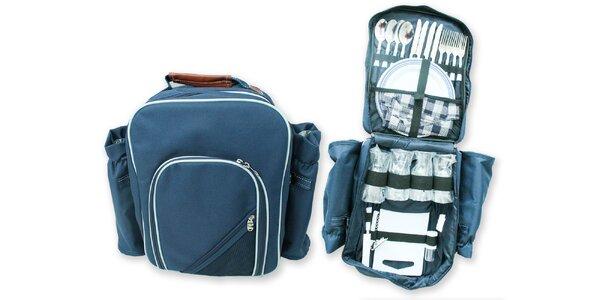 Šikovný piknikový ruksak aj s príslušenstvom