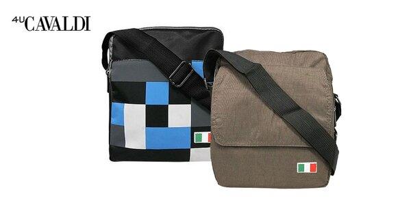Pánska športová crossbody taška