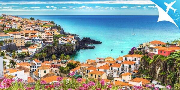 Oddych na dychberúcom ostrove Madeira!