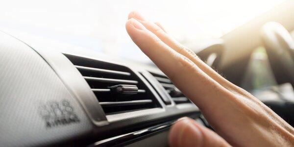Dezinfekcia klimatizácie v autoservise Mesit