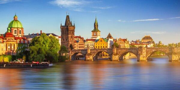 Štvorhviezdičkové ubytovanie v Prahe! Blízko centra!