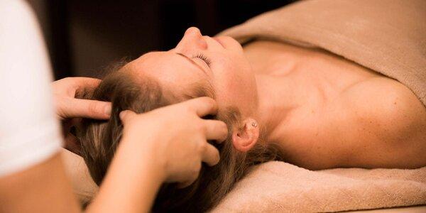 Luxusný 100 min detoxikačný balíček masáži