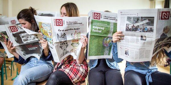 Predplatné Denníka N online - podporte s nami slovenskú investigatívu!