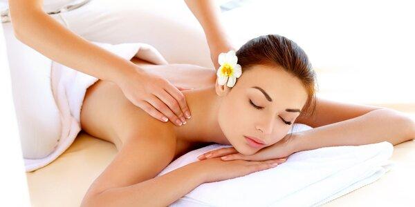Antimigrenózna, relaxačná, aurvédsko-indická masáž a bankovanie