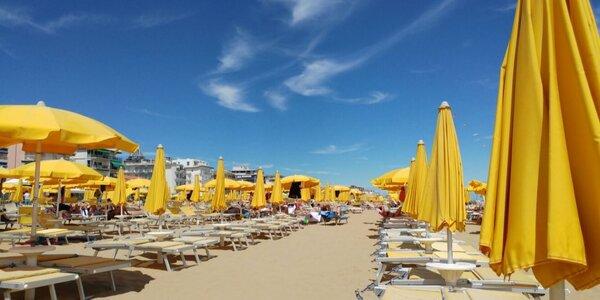8 dní pri mori+polpenzia v slnečnom Taliansku