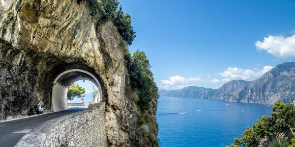 Južné Taliansko s návštevou Ríma a Amalfského pobrežia