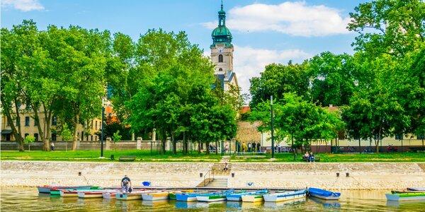Pohoda v Győri: polpenzia+nekonečný wellness!