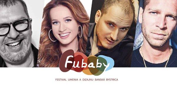 FUBABY 2018 - Festival umenia a dizajnu