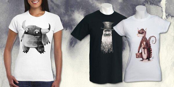 Vaše tričko umeleckým dielom!
