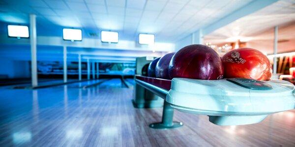 Zahrajte si bowling v Strike Bowling Centre