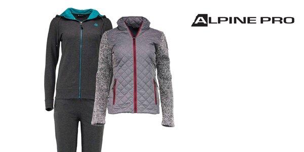 Dámska tepláková súprava alebo bunda Alpine Pro