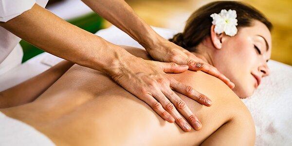 Super masáž aj s permanentkou