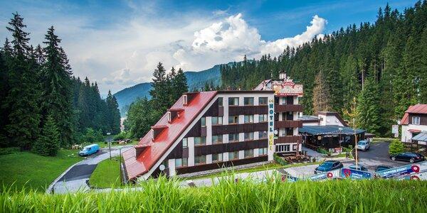 Letný pobyt pod Chopkom v Hoteli SKI Jasná