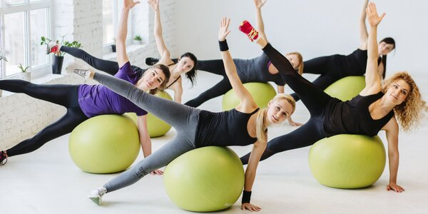 Cvičenie pre mamičky i na fitloptách!