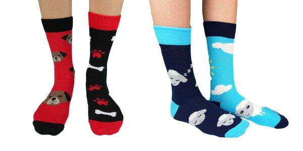 Slovenská originalita! Veselé ponožky Hesty Socks