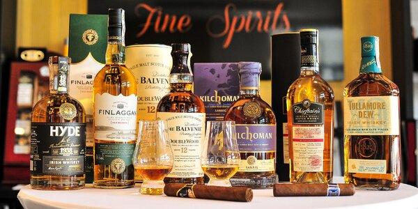 Exkluzívna degustácia whisky
