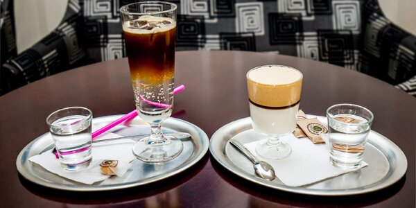 Nezvyčajná studená káva na letné dni